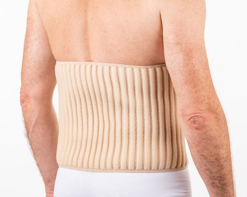 Rückenbandage kaufen: Manschette bei Rückenschmerzen..